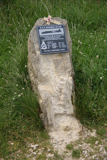 Old Memorial Sign